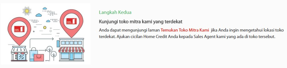 kredit hp di home credit