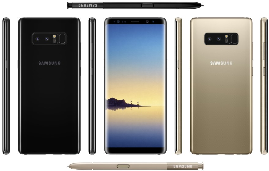Kamera Samsung Galaxy Note 9
