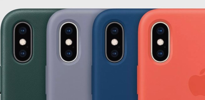 Kamera iPhone X, iPhone XS, iPhone XR, iPhone XS Max