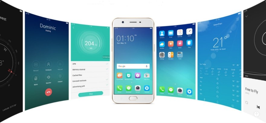 Hp Oppo A57