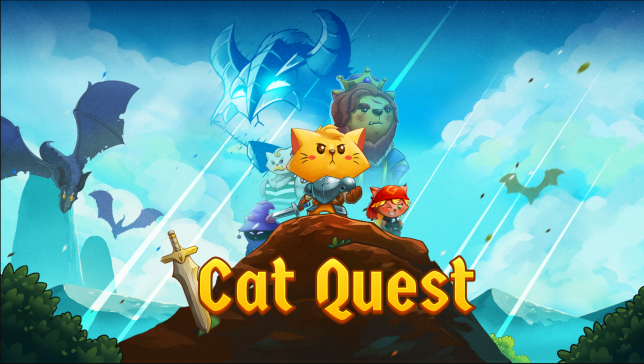 Game Offline Android Terbaik Cat Quest