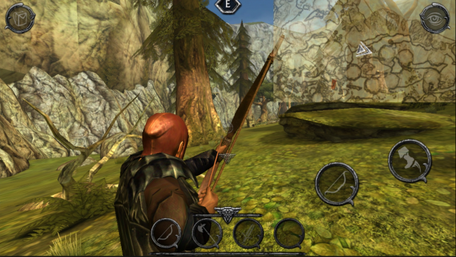 Game Offline Android Terbaik Ravensword Shadowlands 3D RPG